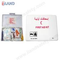7FA137, 37PCS First Aid Kit