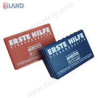 7FA148, 41PCS Vehicle First Aid Kit, DIN13164