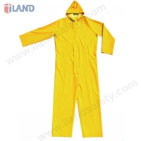 Coverall Rainsuit with Hood