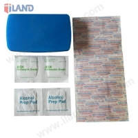 7FA112, 13PCS First Aid Kit