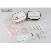7FA012, 30PCS Travel/Sport First Aid Kit