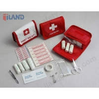 7FA013, 32PCS Wallet First Aid Kit